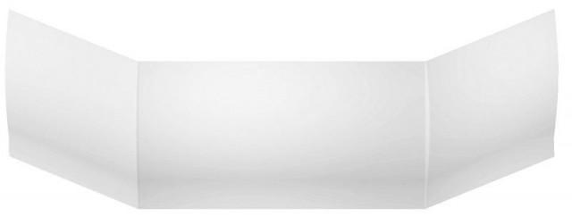 LIDIE obkladový panel čelní, bílá