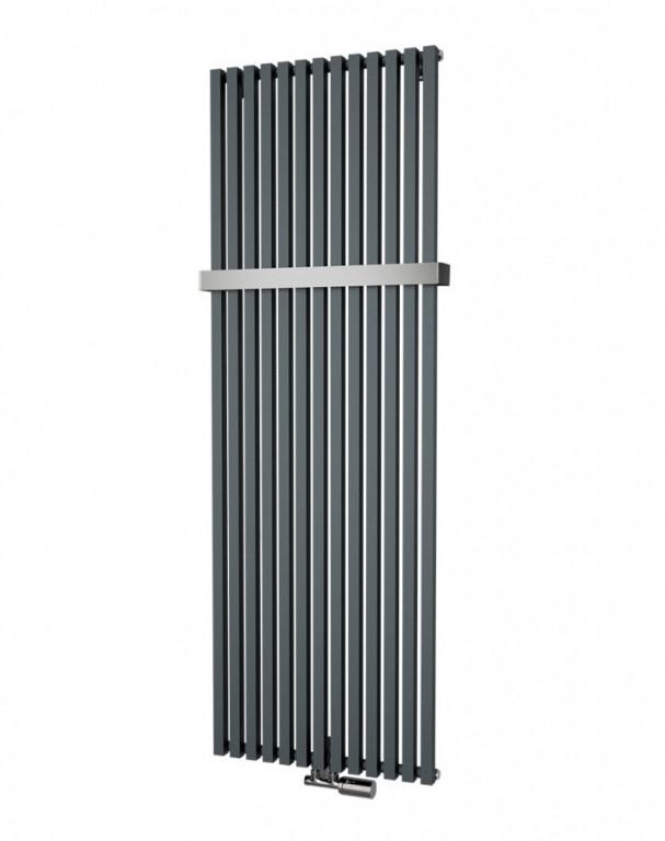 Koupelnový radiátor OCTAVA, bílá