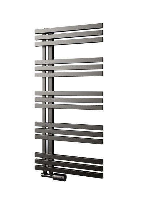 Koupelnový radiátor ECHO INOX, nerez, 100 x 50 cm, 464 W