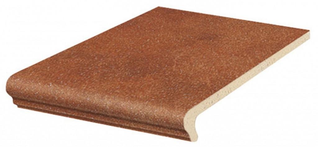 Glazovaná mrazuvzdorná schodovka KERAPLATTE Roccia 841/9340