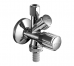 Rohový kombinovaný ventil SCHELL COMFORT