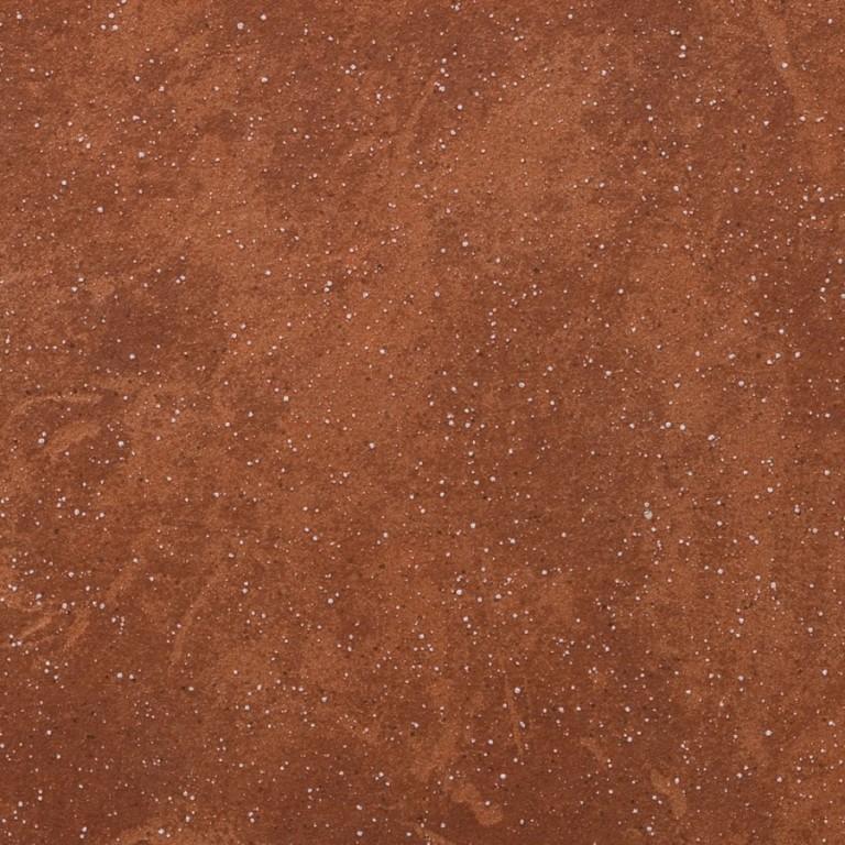 Glazovaná mrazuvzdorná dlažba KERAPLATTE Roccia 841/8031 Rosso
