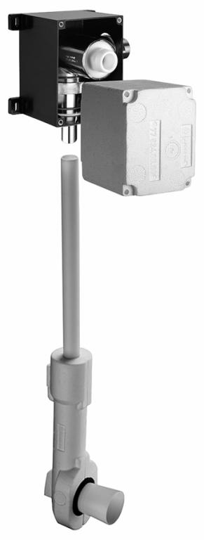 Podomítková sada ke splachovači WC COMPACT II, 95 x 121 x 83,5 mm