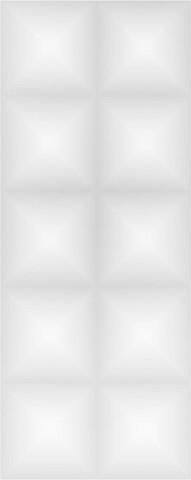 Industriální plastický dekor ELEMENT BLANC DIAMOND 20 x 50 cm