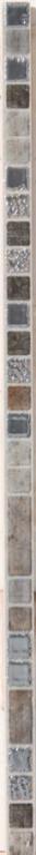 Listela SMART GRAFITO 2 x 50 cm