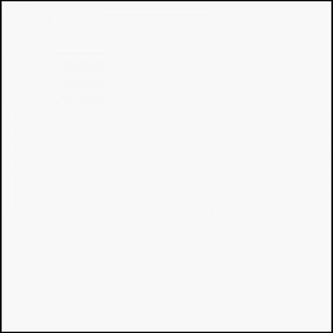 Lesklý obklad WHITE, 15 x 15 cm, Bílá - WAA19000