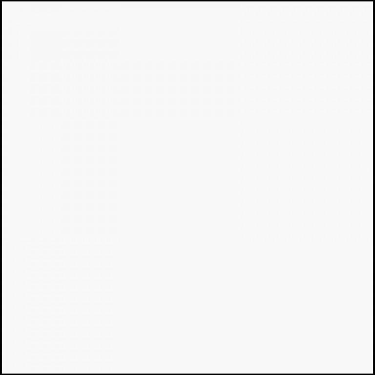 Lesklý obklad WHITE, 20 x 20 cm, Bílá - WAA1N000