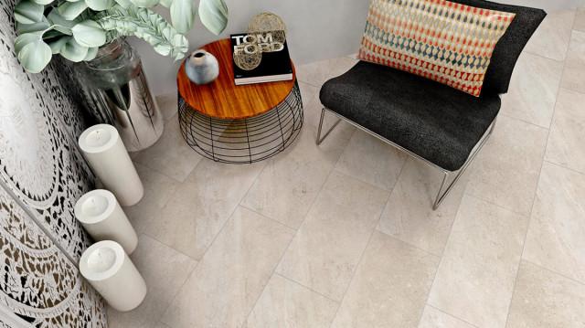 Dlažba v imitaci betonu FINESTONE Beige 30 x 60 cm