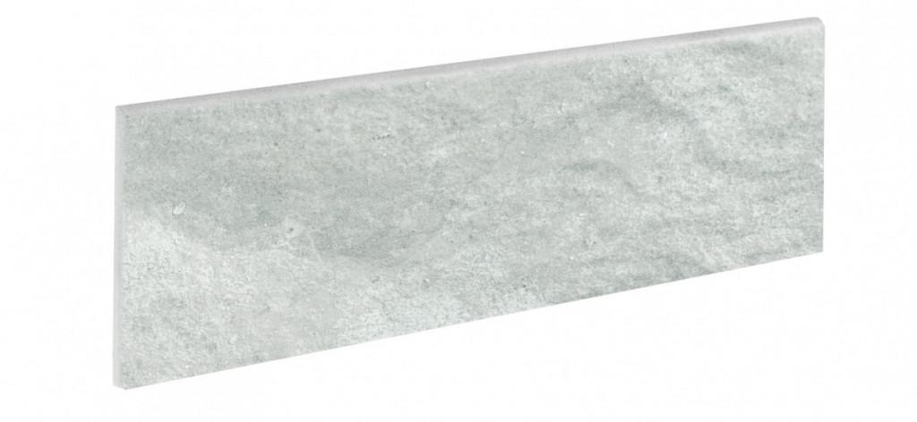 Sokl MANHATTAN White 9x24,5cm