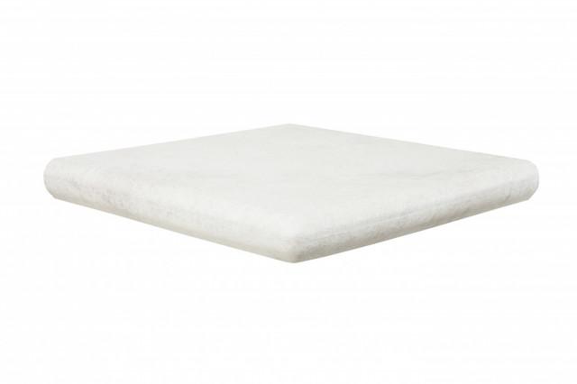 Rohovka MANHATTAN White 33 x 33 x 4 x 1,4 cm