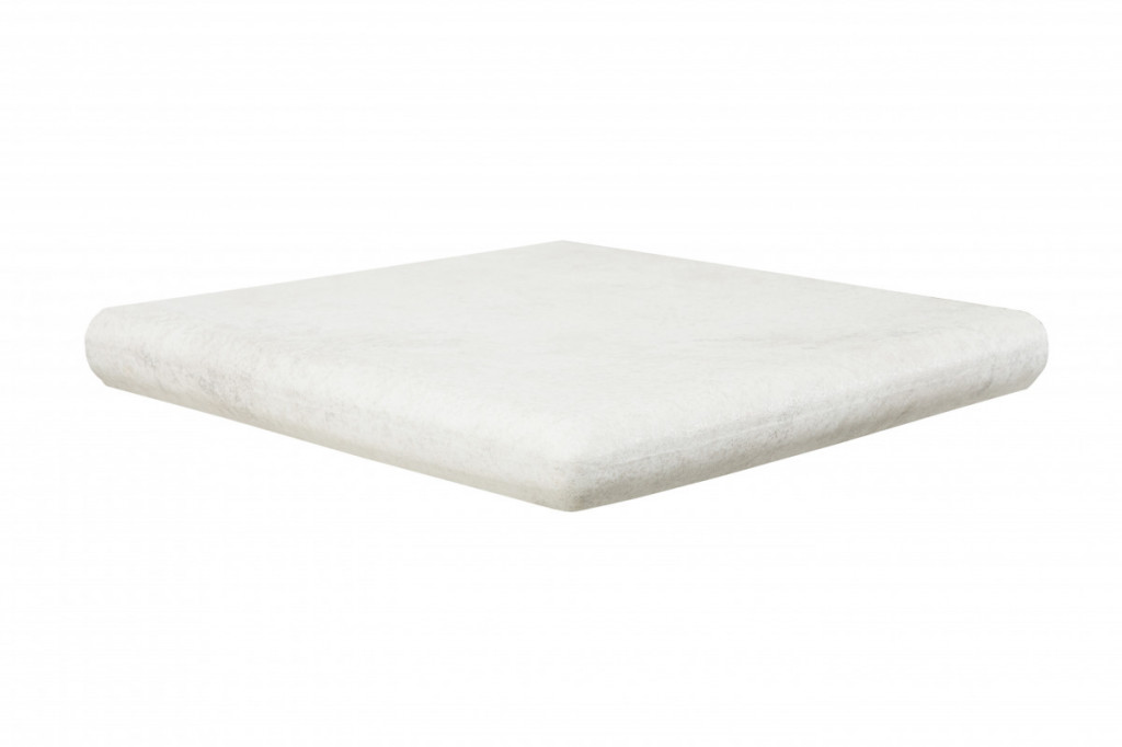 Rohovka MANHATTAN White 33x33x4x1,4cm