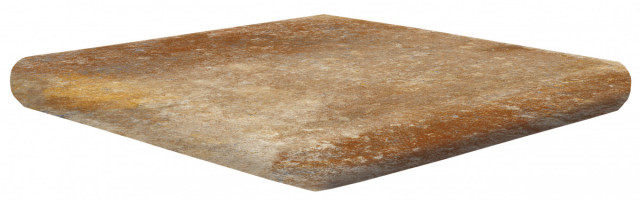 Rohovka LUCCA Terra 33x33x3x1,4cm