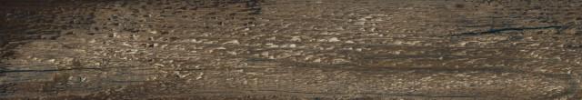 Dlažba v imitaci starého dřeva TreverkPaint Brown 15x90cm