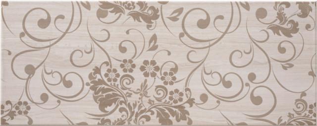 Dekor STRIPES DC FLOWER 20 x 50 cm