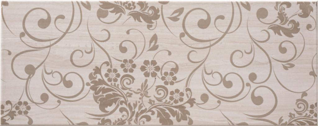 Dekor STRIPES DC FLOWER 20x50cm