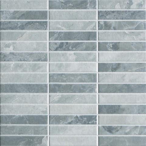 Dekor v imitaci mramoru CENERE 34x34cm