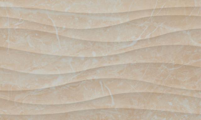 3D dekor ONNE Wave Crema 33x55cm