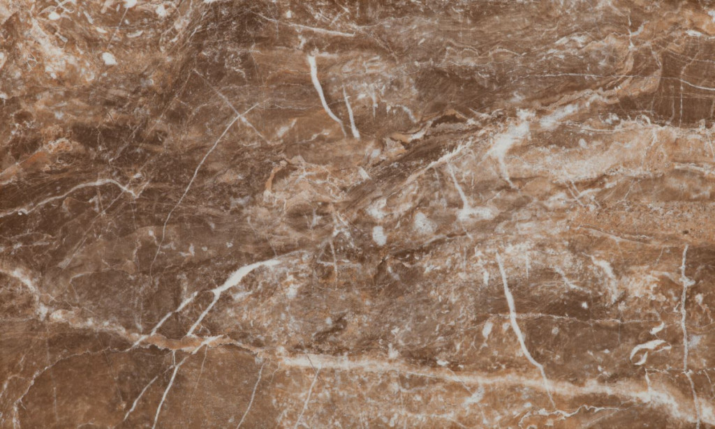 Obklad v imitaci mramoru ONNE Marron 33x55cm