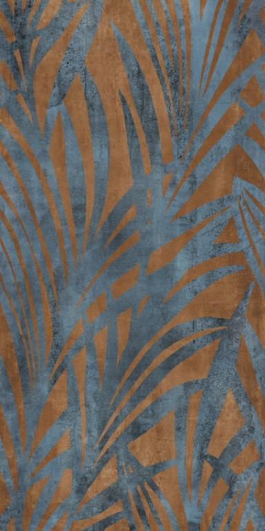 Tapetová dlažba retifikovaná WILD and STYLE Jungle Rust 120 x 240 cm