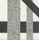 Dlažba dekor PANELLO Capri 30 x 30 cm