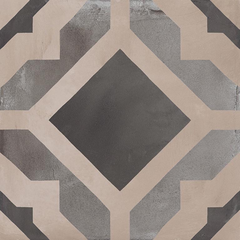 Retro dlažba TERRA Geometria Vers 20 x 20 cm