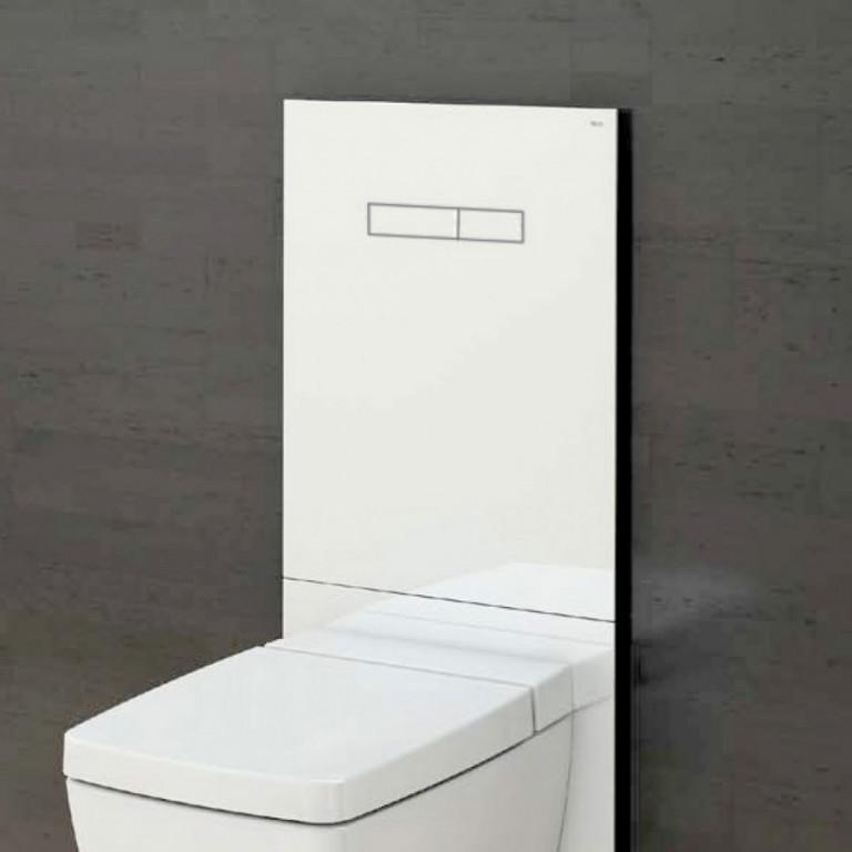 TECElux ovládací tlačítko, bezdotykové sen-Touch ovládání, bílé sklo