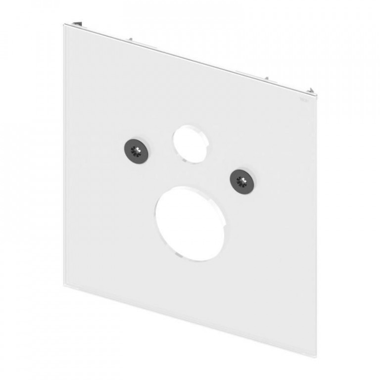 TECElux skleněná deska, bílé sklo