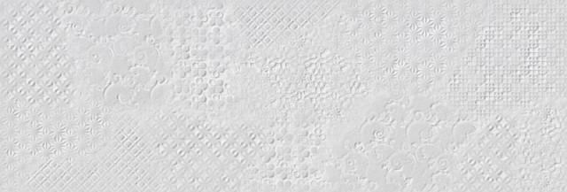 Lesklý dekorativní obklad SMOOTH Trace Gris 30 x 90 cm