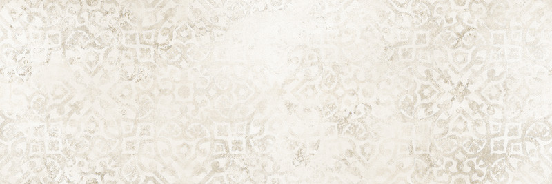 Lesklý dekorativní obklad SMOOTH Relux Marfil 30 x 90 cm