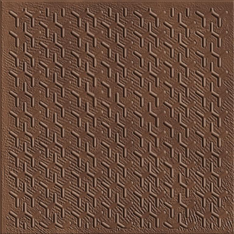 Dekor v imitaci železa DISTRICT 37,5x37,5cm