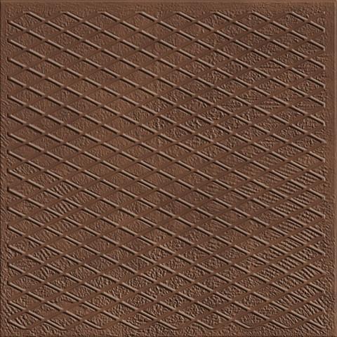 Dekor v imitaci železa DISTRICT 37,5x37,5cm č.2