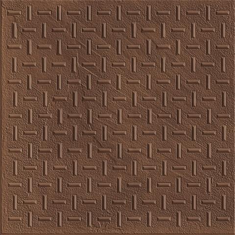 Dekor v imitaci železa DISTRICT 37,5x37,5cm č.3