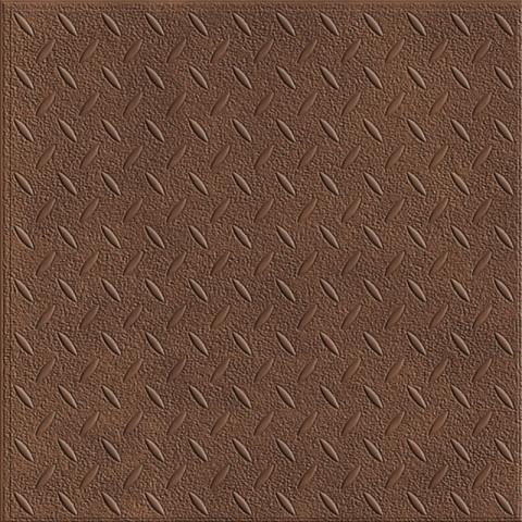 Dekor v imitaci železa DISTRICT 37,5x37,5cm č.5