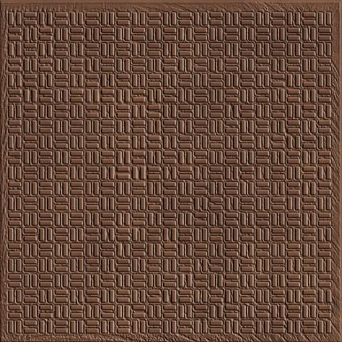 Dekor v imitaci železa DISTRICT 37,5x37,5cm č.6