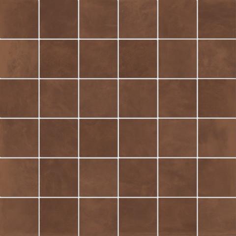 Mozaika v imitaci železa DISTRICT 30x30cm č.1