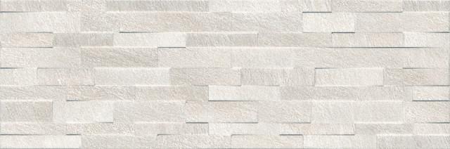 Velkoformátový obklad v imitaci betonových pásků GRENELLE Light Grey 30 x 89,5 cm