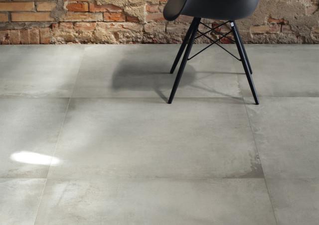 Dlažba v imitaci betonu WATERFRONT 90x90cm, rektifikovaná č.6