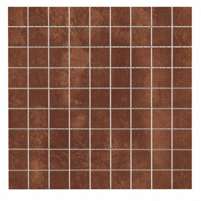 Mozaika MINERAL Corten 37,5 x 37,5 cm