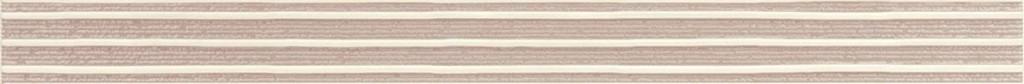 Listela SENSO, 60 x 4,5 cm, Béžová - WLASZ030