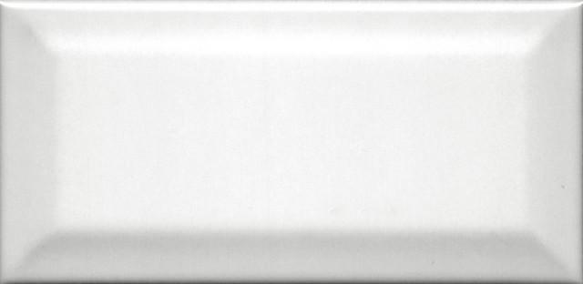 Interiérový lesklý obklad CLEMENCEAU White 7,4x15cm č.1