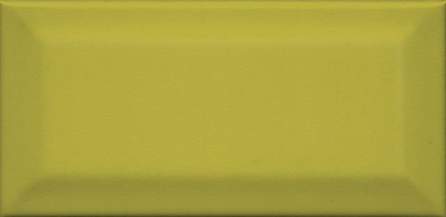 Interiérový lesklý obklad CLEMENCEAU Olive 7,4x15cm č.1