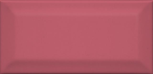 Interiérový lesklý obklad CLEMENCEAU Pink 7,4x15cm č.1