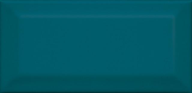 Interiérový lesklý obklad CLEMENCEAU Turquoise7,4x15cm č.1