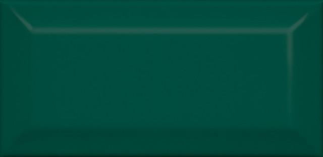 Interiérový lesklý obklad CLEMENCEAU Green 7,4x15cm č.1