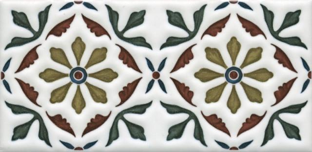 Interiérový lesklý obklad CLEMENCEAU 7,4x15cm č.1