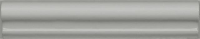 Interiérový lesklý dekor CLEMENCEAU Grey 3x15cm č.1