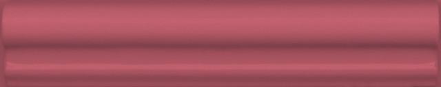 Interiérový lesklý dekor CLEMENCEAU Pink 3x15cm č.1
