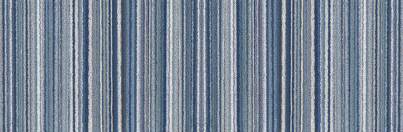 Matný pruhovaný dekor OUTFIT Score Ice 25 x 76 cm