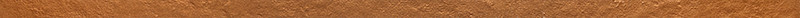 Listela v imitaci mosazi CRUDE 2,3 x 89,8 cm