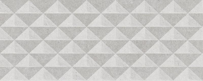 Dekor MOTIVO Grey Diamond 20 x 50 cm